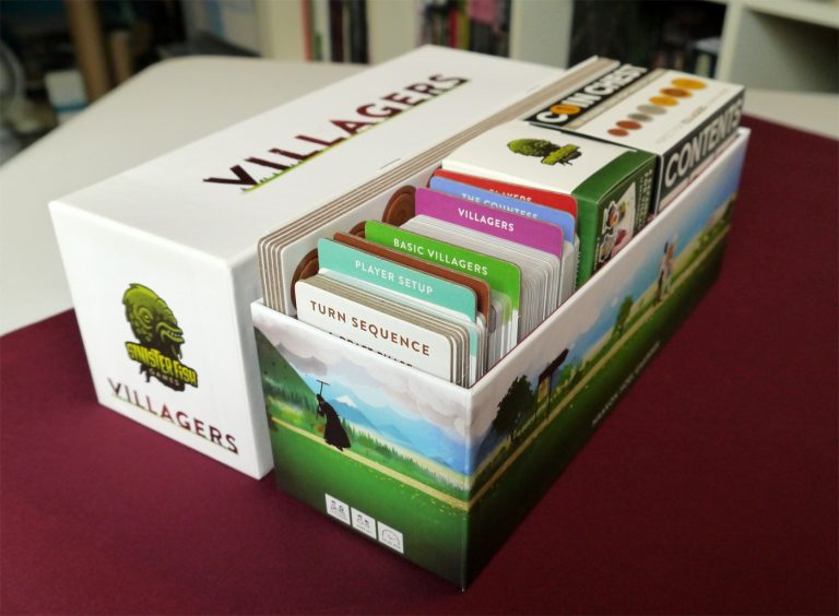 Villagers by Sinister Fish Games